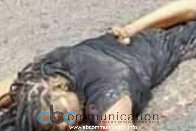 Femme déchiquetée par une remorque à Pascal