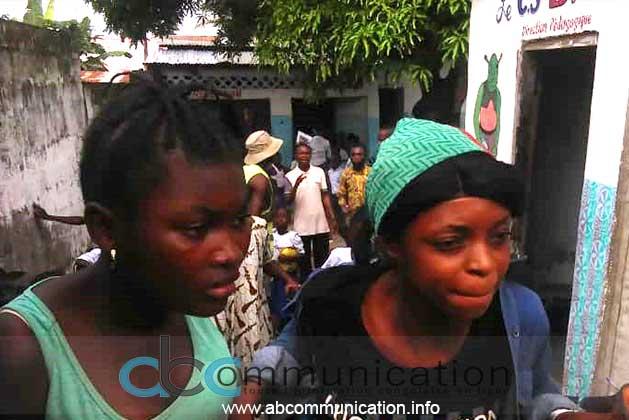 Infox sur le vaccin covid-19 à Kinshasa Ngaliema : le directeur du Complexe Scolaire Bako Kif rassure les parents