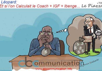 Léopard-Foot.: Et si l'on calculait le Coach?
