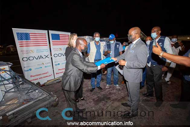 RDC-COVID : Après Moderna, le vaccin Pfizer vient d'arriver en RDC